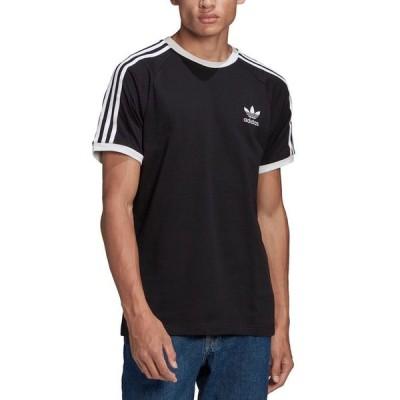 アディダス メンズ Tシャツ トップス adidas Men's Originals 3-Stripes Cali T-Shirt