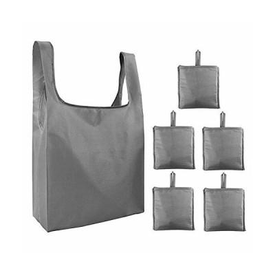 ZUBOK エコバッグ コンビニバッグ 折りたたみ 買い物袋 防水 大容量 ショッピングバッグ 折りたたみ エコバッ