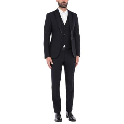タリアトーレ TAGLIATORE スーツ ダークブルー 50 スーパー110 ウール 100% スーツ