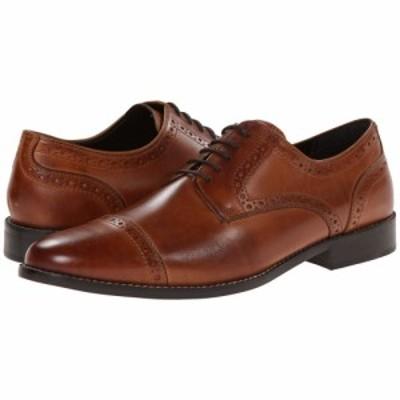ナンブッシュ Nunn Bush メンズ 革靴・ビジネスシューズ シューズ・靴 Norcross Cap Toe Dress Casual Oxford Cognac