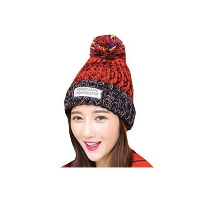 N2 storm(エヌツーストーム) レディース ニット帽 帽子 キャップ 秋冬 おしゃれ 可愛い 人気 防寒 スキー スノボ 登山 NB10 (Bレ