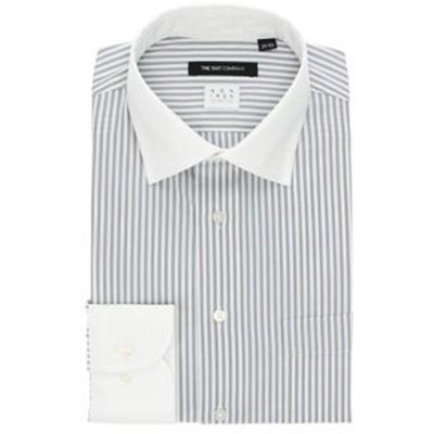 【NON IRON STRETCH】クレリック&ワイドカラードレスシャツ 〔EC・BASIC〕