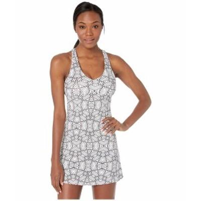 カーブデザイン レディース ワンピース トップス La Jolla Dress White Tile