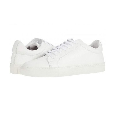 Supply Lab サプライラボ メンズ 男性用 シューズ 靴 スニーカー 運動靴 Damian - White Tumbled