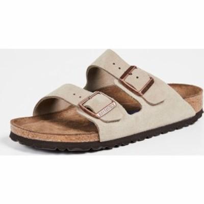 ビルケンシュトック Birkenstock レディース サンダル・ミュール シューズ・靴 Arizona Soft Sandals Taupe