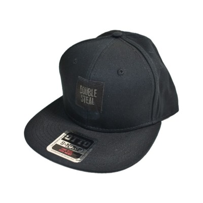 DOUBLE STEAL / mini BOX LOGO CAP MEN 帽子 > キャップ
