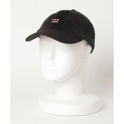 帽子 キャップ BILLABONG レディース CAP コーデュロイキャップ【2021年春夏モデル】/ビラボン帽子