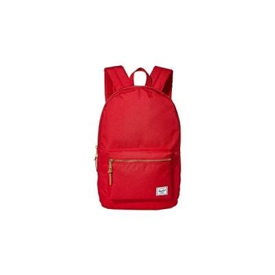 Herschel Settlement Backpack, Red, Classic 23.0L 並行輸入品
