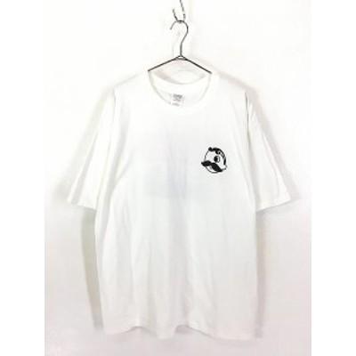 古着 90s 「NATIONAL BOHEMIAN BEER」 ビール キャラクター Tシャツ XL 古着