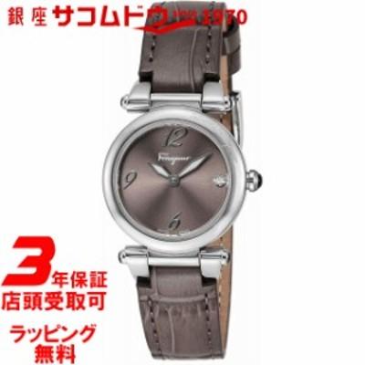 [サルヴァトーレフェラガモ] 腕時計 IDILLIO SFEY00219 レディース 並行輸入品 グレー