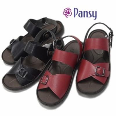 Pansy パンジー サンダル BB5530 2WAY バックベルト レディース 母の日 婦人靴
