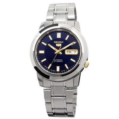取寄品 SEIKO 腕時計 セイコー SNKK11J1 セイコー5 海外モデル 逆輸入モデル ビジネスウォッチ 自動巻き オートマチック ビジネス メンズ腕時計 送料無料