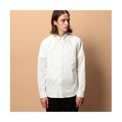 【メンズビギ】 ドレスコールシャツ[JAPAN FABRIC] メンズ アイボリー M Men's Bigi