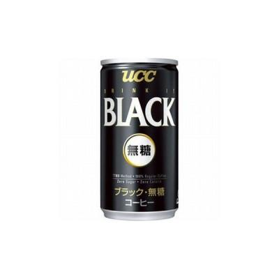 UCC BLACK 無糖 185g×30 【K4】
