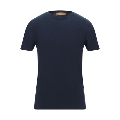 OBVIOUS BASIC T シャツ ダークブルー XS コットン 100% T シャツ