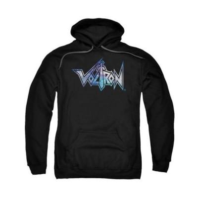 パーカー トレーナー ヴォルトロン Voltron Space Logo Licensed Adult Pullover Hoodie