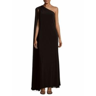 カルバンクライン レディース ワンピース One-Shoulder Long Dress