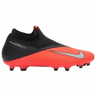 即納 ナイキ メンズ サッカーシューズ Nike Phantom Vision 2 Academy DF MG スパイク Laser Crimson/Metallic Silver/Black