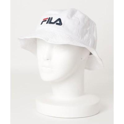 帽子 ハット フィラ COTTON TWILL BUCKET 100113311 バケットハット