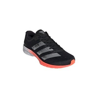 adidas/アディダス  adizero RC 2 Wide 22.5cm コアブラック×シルバーメタリック×シグナルコーラル EH3143