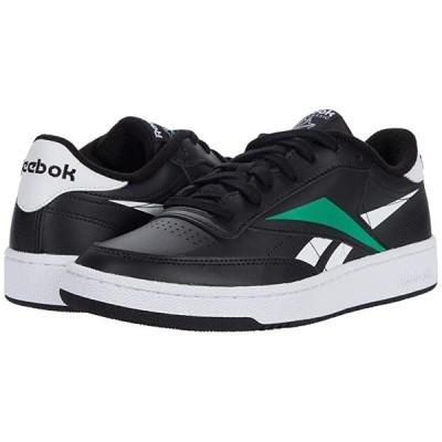 リーボック Reebok Club C 85 MU メンズ スニーカー 靴 シューズ Black/White/Emerald