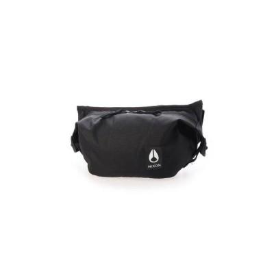 ニクソン NIXON Trestles Hip Pack JP 3L-All Black (ALL BLACK)