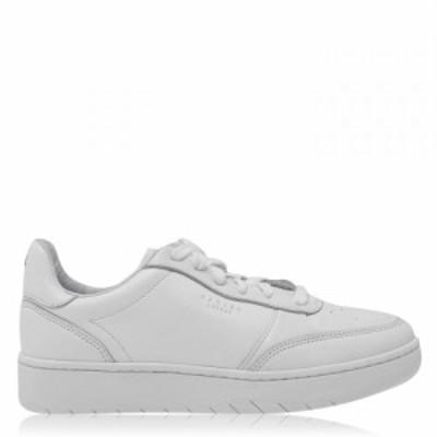 ラドリー Radley レディース スニーカー シューズ・靴 Danesdale Leather Trainers White