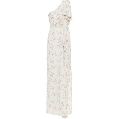 ローラン ムレ Roland Mouret レディース パーティードレス ワンショルダー ワンピース・ドレス belhaven one-shoulder gown Blush Dandelion