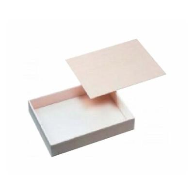 【精肉折】 1.5kg用(浅型) 蓋付 発泡 折箱 10個入