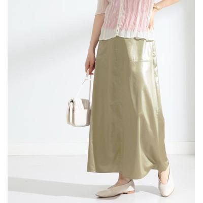 【ビームス ウィメン/BEAMS WOMEN】 Ray BEAMS / チンツ Aライン スカート