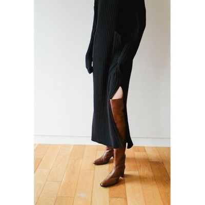 CLANE / STRAIGHT KNEE HIGH BOOTS WOMEN シューズ > ブーツ