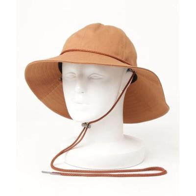 BEAMS WOMEN / Ray BEAMS / コットン ロングブリム ハット WOMEN 帽子 > ハット