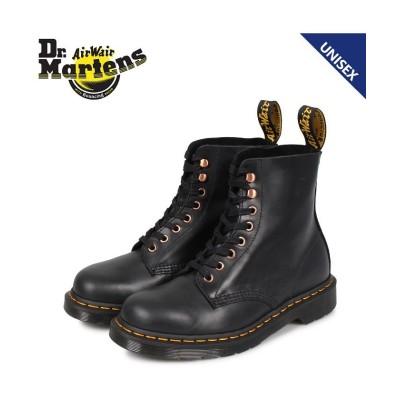 【スニークオンラインショップ】 ドクターマーチン Dr.Martens 8ホール 1460 ブーツ メンズ レディース PASCAL 8EYE BOOT ブラック 黒 R25359001 ユニセックス その他 UK7-25.5-26.0 SNEAK ONLINE SHOP