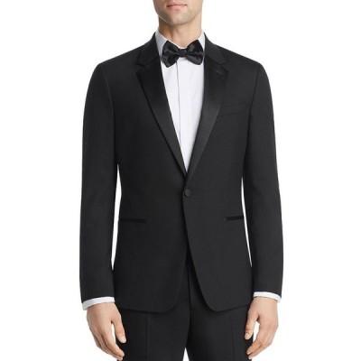 セオリー メンズ ジャケット・ブルゾン アウター Chambers Slim Fit Tuxedo Jacket