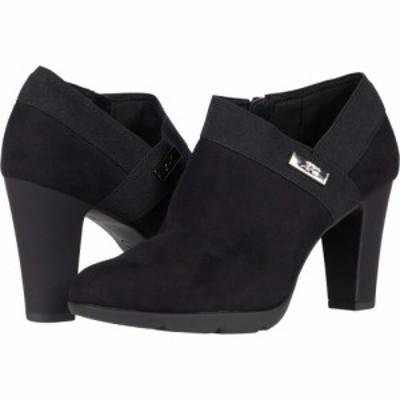 アン クライン Anne Klein レディース ヒール シューズ・靴 Xena Black Micro
