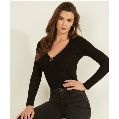 GUESS / Irina Pierced Sweater WOMEN トップス > ニット/セーター