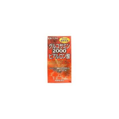 Enjoy軽快生活 グルコサミン2000 ヒアルロン酸 ( 約360粒入 )/ 井藤漢方