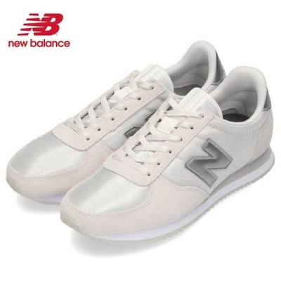 ニューバランス レディース スニーカー new balance WL220 HC WHITE ワイズD ホワイト 靴 セール