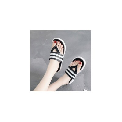 ファッション レディース 雑貨 靴  WITM-kobe ストライプ柄 スポーツサンダル ビーチサンダル トングサンダル メンズ 靴 歩きやすい tx1027h お取り寄せ商品