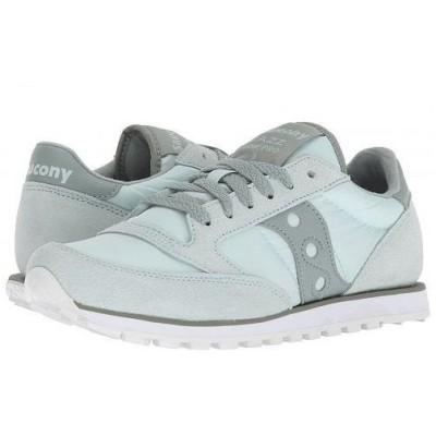 Saucony Originals サッカニー レディース 女性用 シューズ 靴 スニーカー 運動靴 Jazz Low Pro - Mint 1
