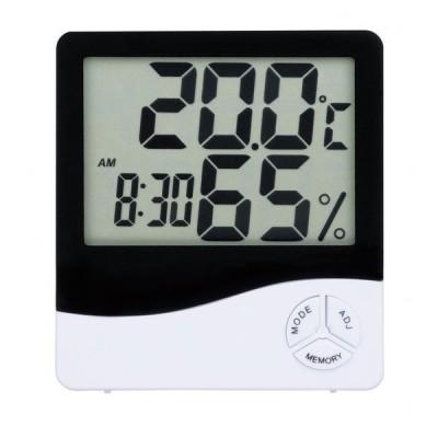 デジタル温湿度計 48個販売 温度・湿度管理で熱中症対策 風邪やウイルス対策