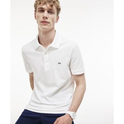 ポロシャツ スリムフィットポロシャツ (半袖)