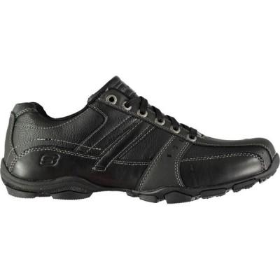 スケッチャーズ Skechers メンズ シューズ・靴 Lace Casual Shoe Black