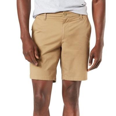 ドッカーズ カジュアルパンツ ボトムス メンズ Men's Ultimate Supreme Flex Stretch Solid Shorts New British Khaki