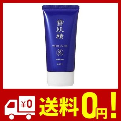 コーセー 雪肌精 ホワイト UV ジェル SPF50+/PA++++ 80g