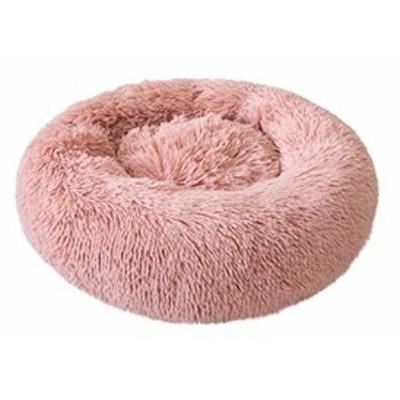 猫ベッド 室内用 ペットベッド Luasify ペット用ソファー もこもこ 暖かい (中古品)