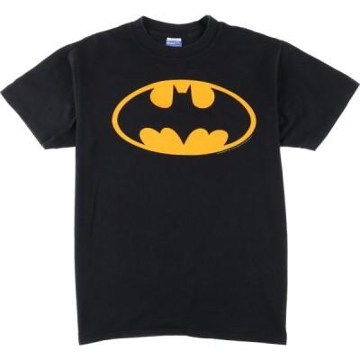 80年代 BATMAN バットマン Tシャツ USA製 メンズM /eaa024184
