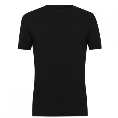 アイスブレーカー Icebreaker メンズ Tシャツ トップス Anat Body T Shirt Black