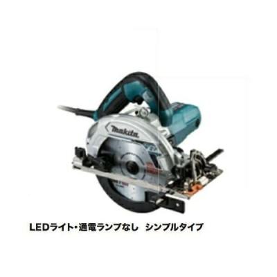 マキタ 165mm電子マルノコ(厚切り込み66mm) HS6302(青)(チップソー付き)