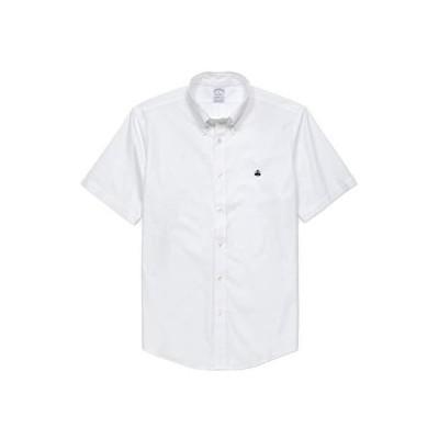 Brooks Brothers(ブルックス ブラザーズ) ノンアイロン GF ストレッチコットン ショートスリーブ スポーツシャツ Rege